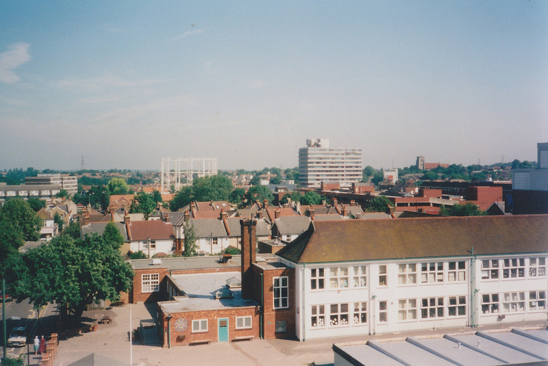 Looking Across Sutton Towards London c.2000