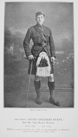 Burns D C 2nd Lt 8th Black Watch