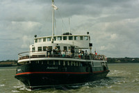 The Mersey Ferry Mountwood 1990s