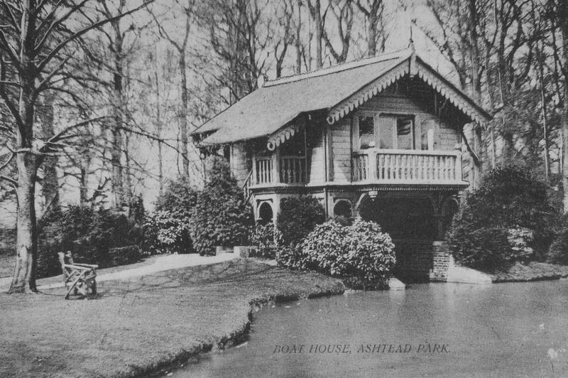 The Boat House Ashtead Park