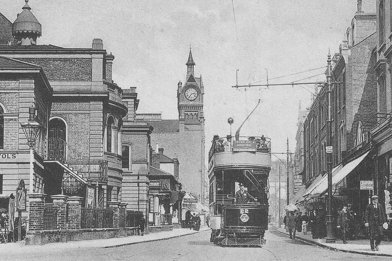 George Street Croydon