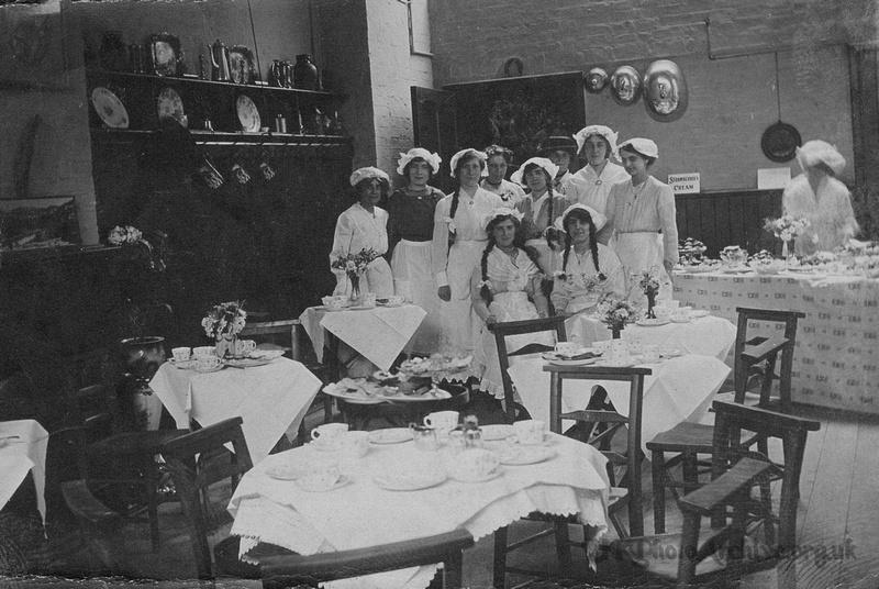 An Edwardian Tearoom