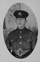 Alderman G J H Pte 19533 5th Oxford Bucks Light Infantry