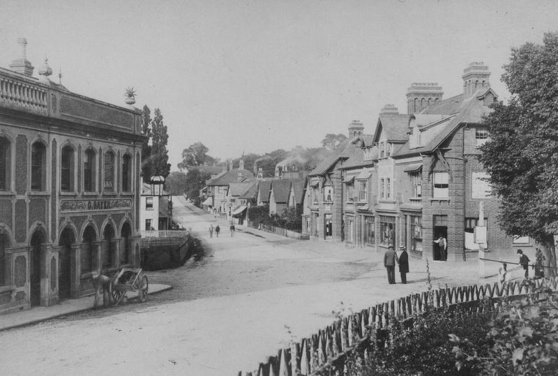 The Street Ashtead c.1900