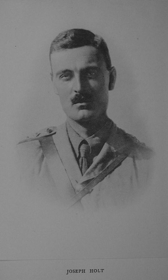 Holt J Captain 6th Manchester Regiment