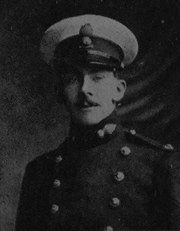 UK Photo And Social History Archive: B &emdash; Bernard R Lt 1st Royal Dublin Fusiliers De Ruvignys Roll Of Honour Vol 1