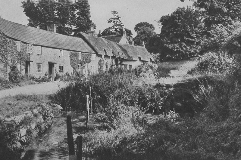 Calbourne Isle Of Wight 1920s