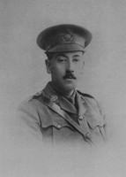 Barkworth K A W Captain MC East Yorkshire Regiment Wykehamists Who Died In The War 1914-1918 Vol 2