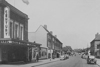 Station Way Cheam 1930s