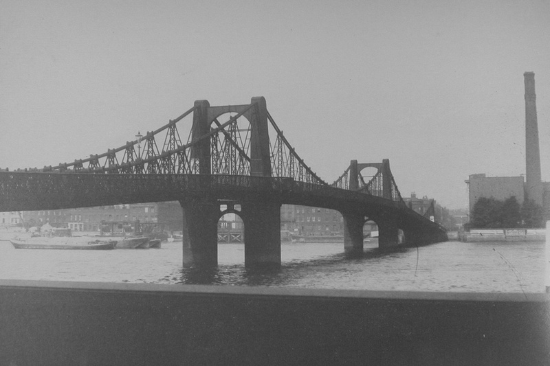 The Old Lambeth Bridge