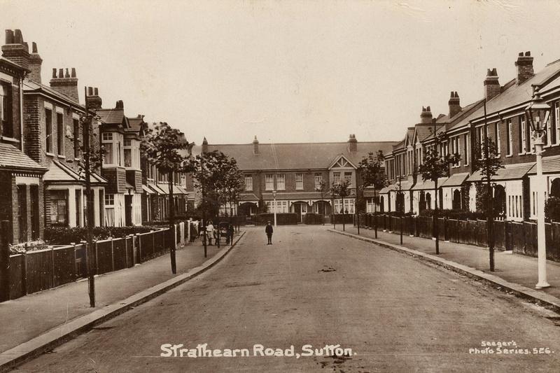 Strathearn Road Suton