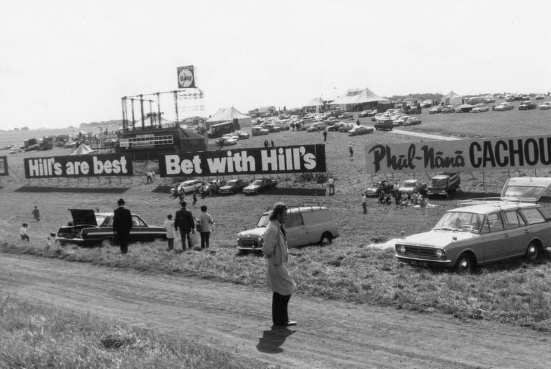 Derby Day Epsom 1960s 10