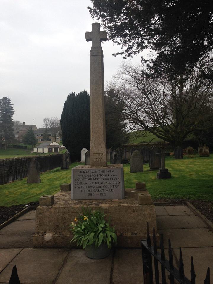 Sedbergh War Memorial  Photo 1