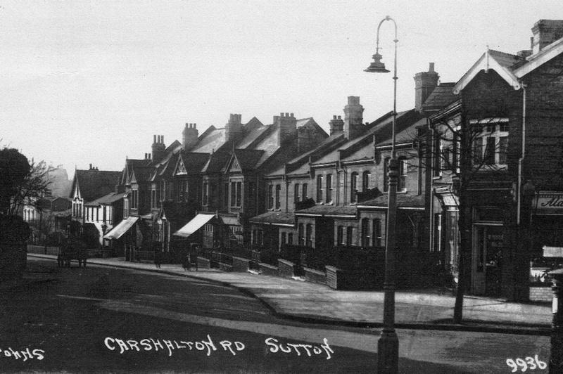 Carshalton Road Sutton Surrey
