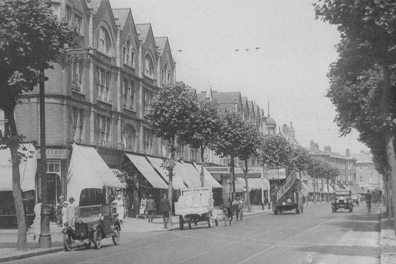 London Road Norbury c.1920s