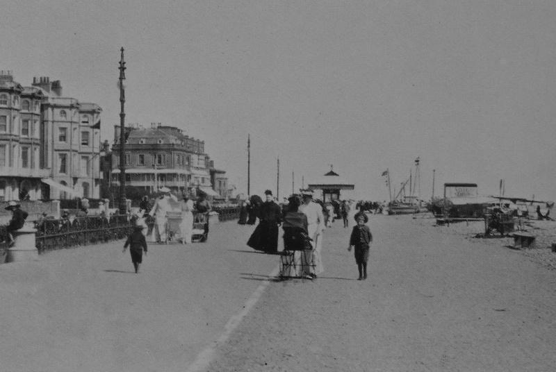 East Parade Worthing c.1900