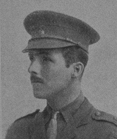 UK Photo And Social History Archive: B &emdash; Barrett L A Major MC 1st Northumberland Fus De Ruvignys Roll Of Honour Vol 3