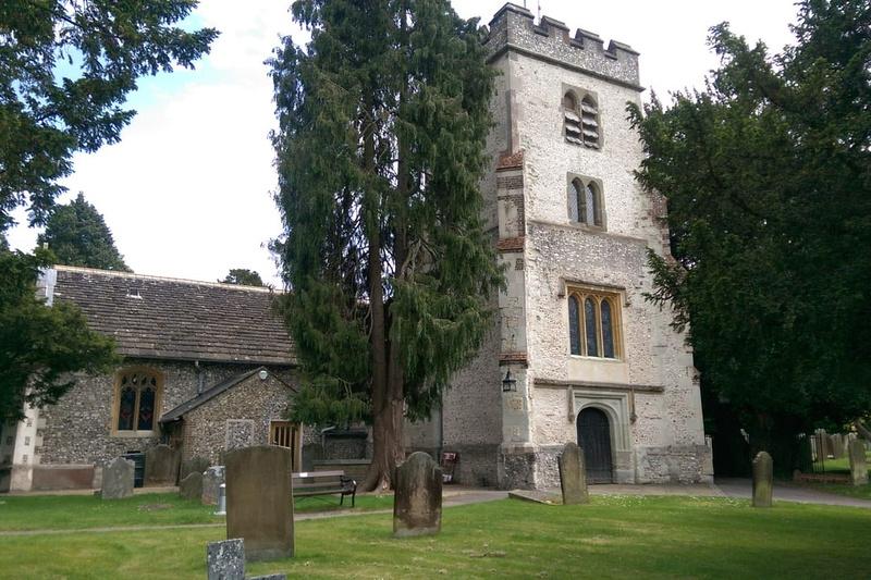 St Giles Church Ashtead