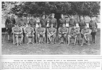 Bedfordshire Regiment Training Battalion Officers