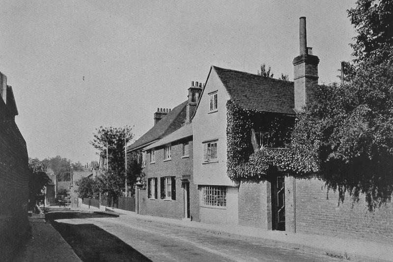 Church Street Ewell c.1900