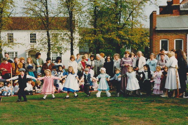 St Mary's Infant And Junior School Carshalton Centenary Celebration 1990 Photo 4