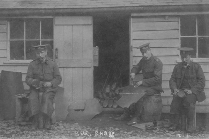 Shoemakers 8th London Regiment (Post Office Rifles)