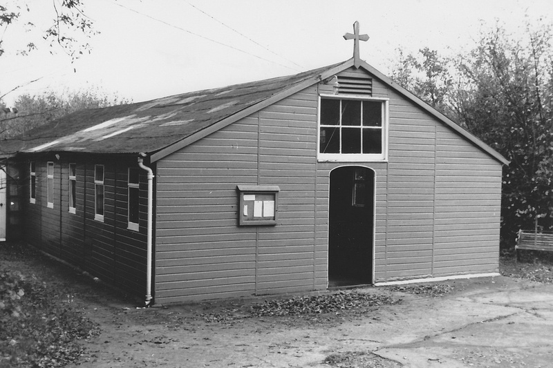 The Catholic Church In Ashtead 1965
