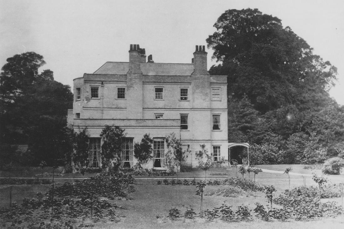 Ashtead House Farm Lane Ashtead Surrey 1865