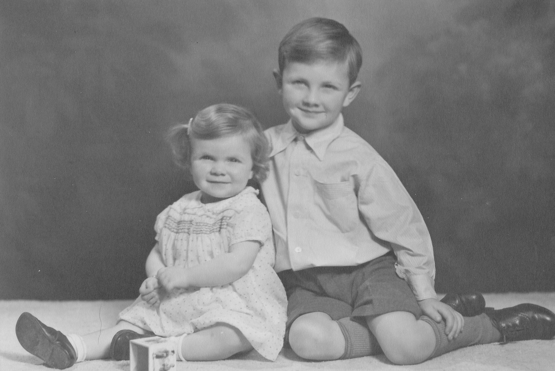 A Brother And Sister 1937