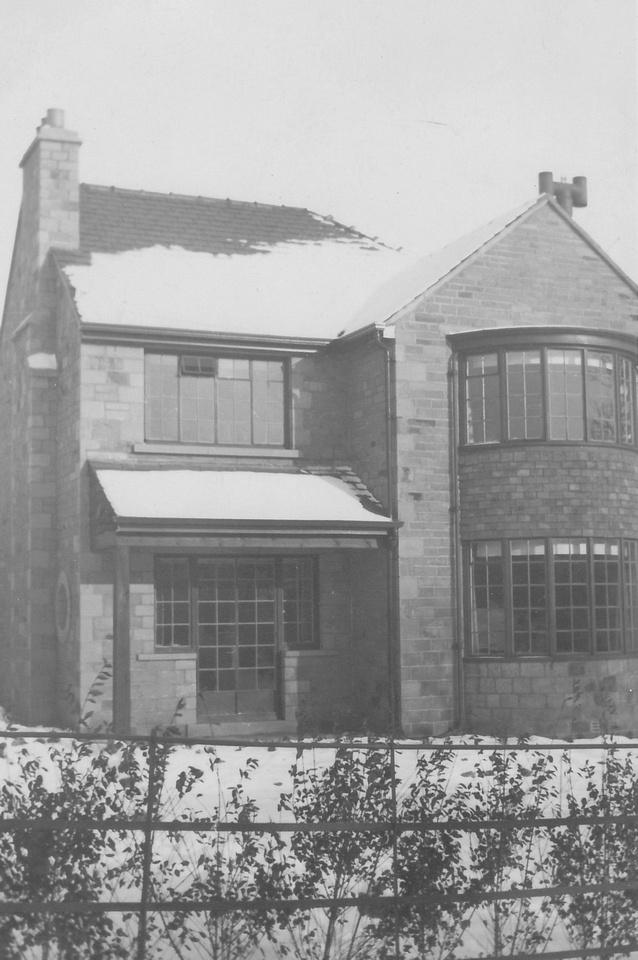Hornbeam Cecil Avenue Baildon Bradford Yorkshire 1930s