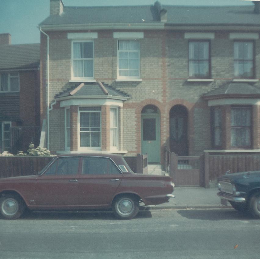 A 1970s House