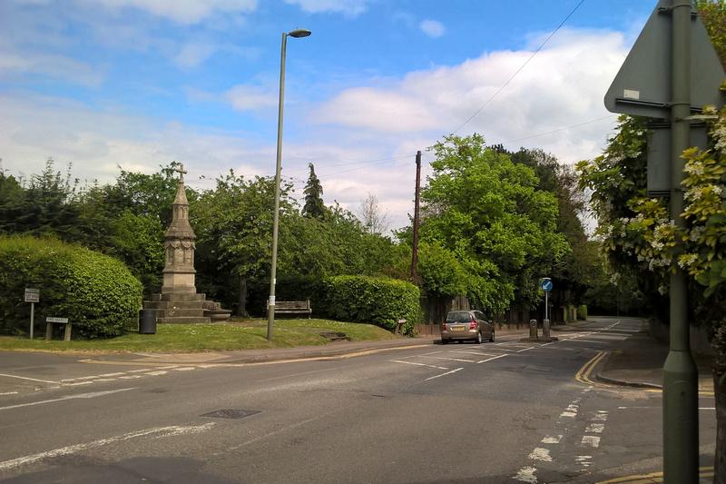 The Howard Memorial Ashtead Surrey
