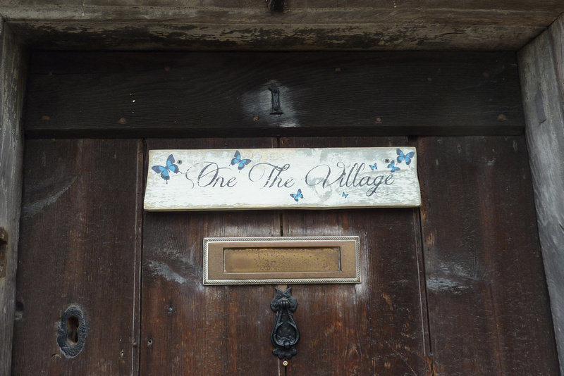 No 1 The Village Chiddingstone Kent