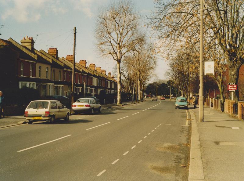 Benhill Avenue Sutton 1997