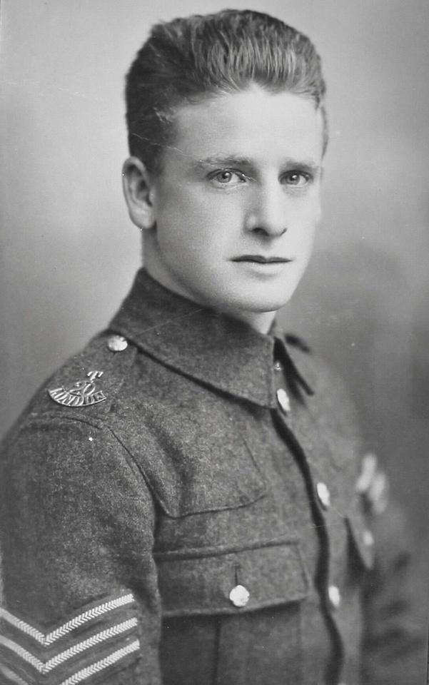 Creek S A Coy Sergt Maj 20th London Regiment Croydon Roll Of Honour