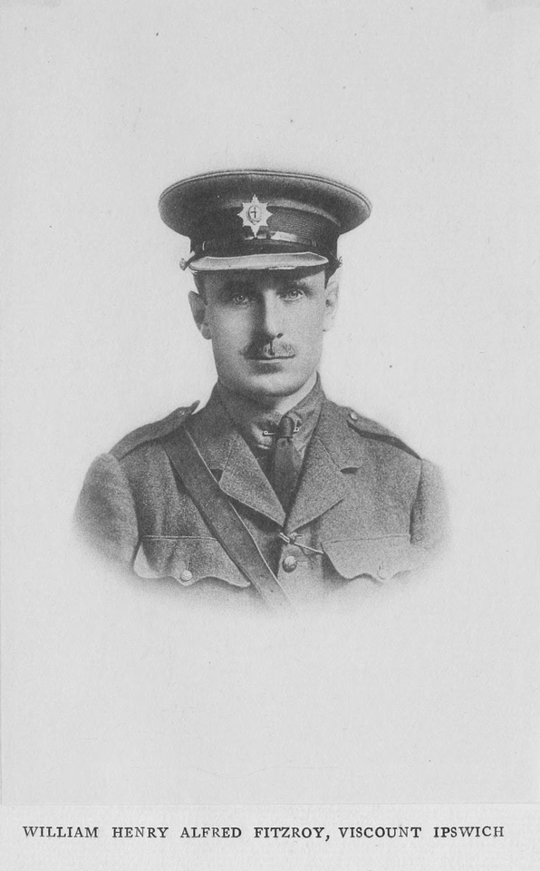 Fitzroy W H A Lt Royal Flying Corps