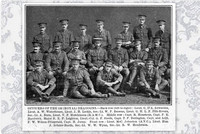 1st Royal Dragoons Officers