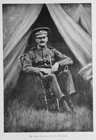 Younger C F Captain Lothians Border Horse History Of 4th KOSB Lothians Border Horse 1914-1918