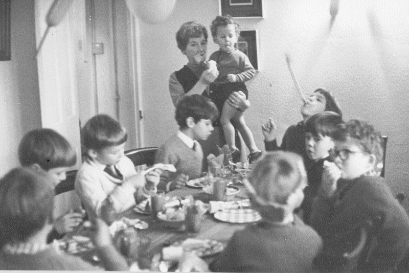 A Childrens Party 1960s 2