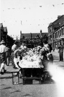 VE Day Celebrations And After The War