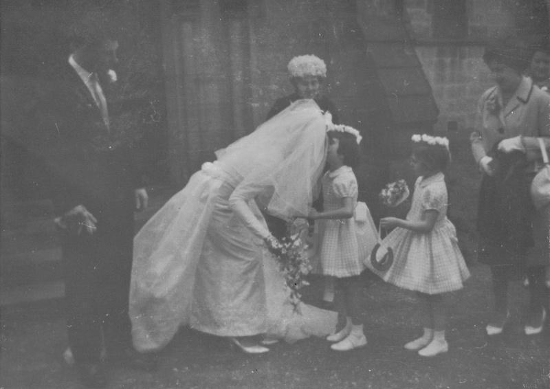 Wedding Of John Rowland And Jean Lomas March 1964 Belper Derbyshire No 2