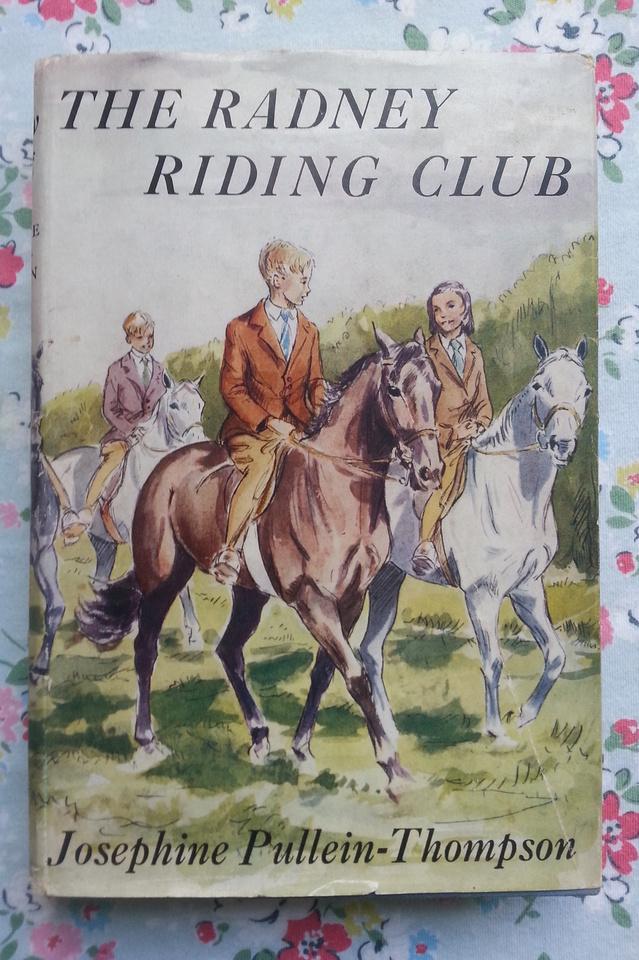 The Radney Riding Club Diana Pullein-Thompson