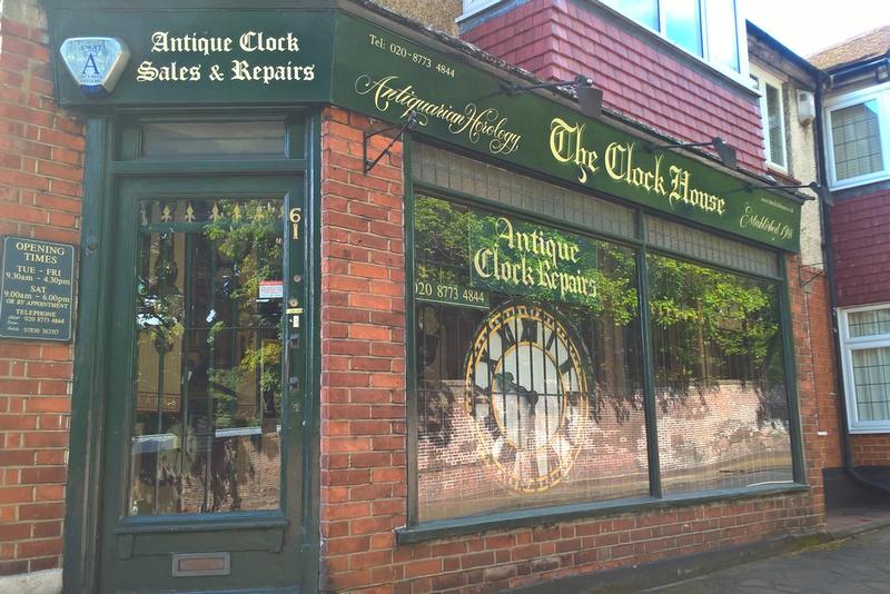 The Clock House Pound Street Carshalton