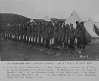 5th Seaforth Highlanders The Sword Of The North Highland Memories Of The Great War - Dugald MacEchern