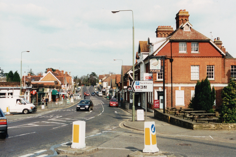 The Street Ashtead 1990s