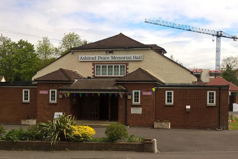 Peace Memorial Hall Woodfield Lane Ashtead