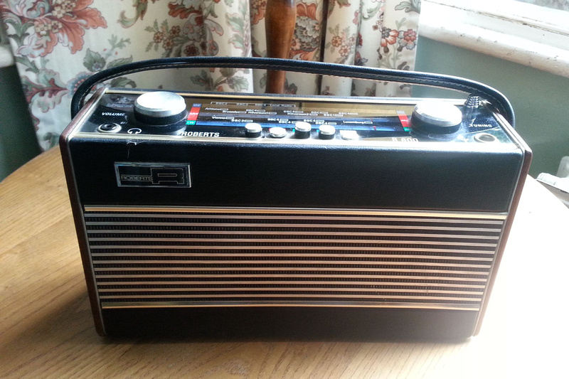 Roberts R600 Radio 1973