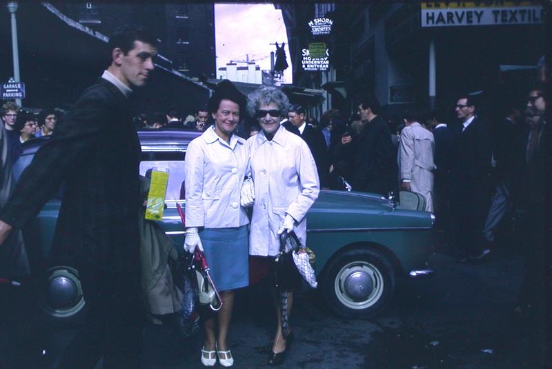 Petticoat Lane 1968