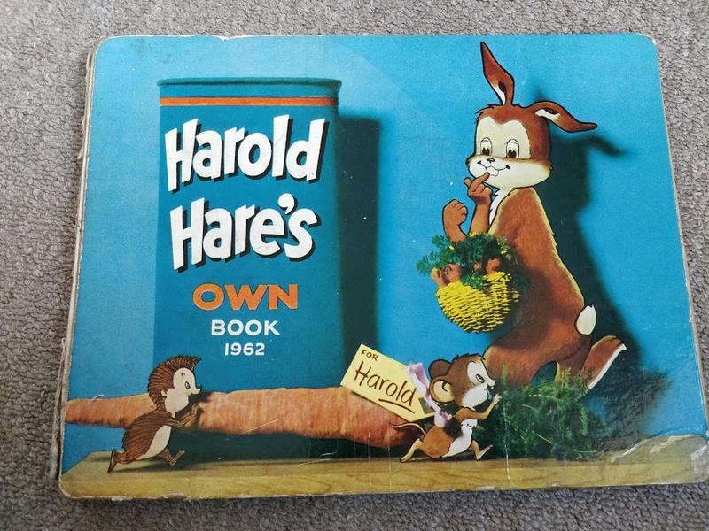 Harold Hare Book 1962