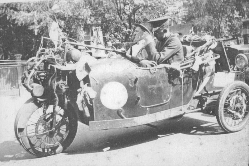 Sutton Fete 11th July 1931